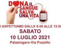 Sala Consilina: il 10 luglio raccolta straordinaria di sangue organizzata dalla Croce Rossa Italiana