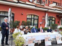 """Teggiano: presentato """"Lu vucabbulariu rianesu"""" dell'autore Rocco Cimino"""