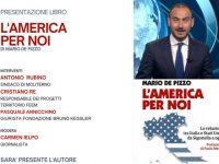 """Domani a Moliterno presentazione del libro """"L'America per noi"""" del giornalista Rai Mario De Pizzo"""