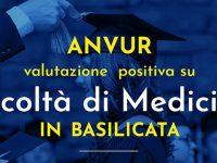 Facoltà di Medicina all'Università della Basilicata. Parere positivo dall'Agenzia nazionale di valutazione