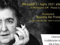 Montesano: domani l'intitolazione del Belvedere di Piazza Castello alla poetessa Alda Merini