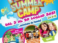 """Domani presso gli impianti sportivi """"Medici"""" la cerimonia di inaugurazione di """"Polla Summer Camp 2021"""""""