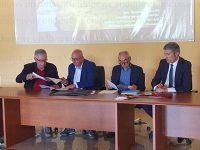 """Presentata a Padula progettazione della """"Ciclovia del Tanagro"""" di Parco e Consorzio di Bonifica"""