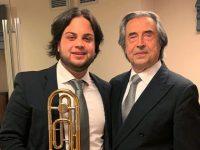 G20 della Cultura a Roma. Stasera concerto del Maestro Muti su RAI 1, presente il musicista Antonio Sabetta di Ottati