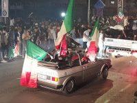 L'Italia è Campione d'Europa. La lunga notte tricolore del Vallo di Diano