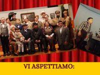 """Sassano: domani spettacolo teatrale in ricordo di due compianti attori del Gruppo """"P. Petrizzo"""""""