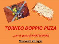 """Alla Metasport di San Rufo al via le iscrizioni per il """"Torneo Doppio Pizza"""""""