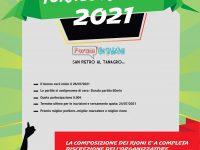 """Dal 26 luglio a San Pietro al Tanagro il """"Torneo Rionale 2021"""" a cura del Forum dei Giovani"""