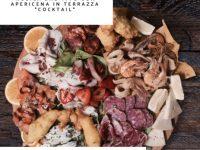 """Al VILLA TORRE ANTICA di Atena Lucana ogni venerdì APERICENA IN TERRAZZA """"COCKTAIL"""""""