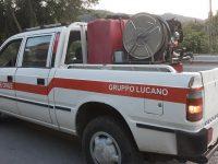 Dal Gruppo Lucano arriva un nuovo veicolo per la Protezione Civile Sede di Sassano