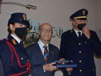 A Salerno la Polizia di Stato festeggia i 100 anni dell'Appuntato Gaetano Borrelli