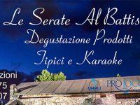 """Il 21 agosto """"Le Serate al Battistero"""". Degustazione di prodotti tipici e karaoke con la Pro Loco Padula"""