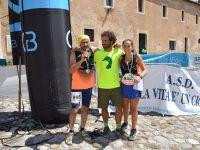 Padula: Marco Barbuscio dell'atletica Cosenza vince la prima edizione del Romito Trail