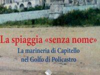 """Domani a Capitello presentazione del libro """"La spiaggia senza nome"""" di Marcello Intotero Falcone"""
