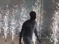 """Sasso di Castalda accoglie Domenico Acerenza rientrato dalle Olimpiadi di Tokyo: """"Una serata indimenticabile"""""""