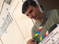 """Andrea Di Maria, attore di Sala Consilina, protagonista del film """"…In fila per due"""" con Francesca Chillemi"""