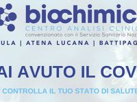 Nei Laboratori Biochimica a Padula e ad Atena Lucana Check-up post Covid a tariffa agevolata