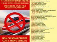 """I No Green Pass: """"Il 1° settembre blocchiamo i treni"""". Nel mirino anche le stazioni di Sapri, Salerno e del Cilento"""