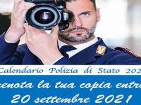 """Calendario 2022 della Polizia di Stato. Il ricavato per finanziare il progetto UNICEF """"Covax"""""""