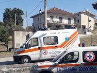 Sassano: ambulanza della Colomba Soccorso vandalizzata. Al via raccolta soldi per aiutare l'associazione