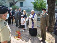 39° anniversario attentato delle Brigate Rosse a Salerno. La Polizia commemora le vittime