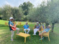 """Sala Consilina: grande successo per la canzone """"Sciùsciami"""" con Dolo e il gruppo """"Tasti Dolenti"""""""