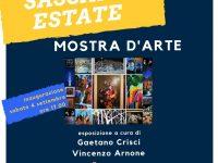 Sassano: il 4 settembre inaugurazione della mostra con le opere di Gaetano Crisci e Vincenzo Arnone