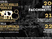 """Dal 20 al 22 agosto a Corleto Monforte la """"Festa del Caciocavallo podolico e della Transumanza"""". Ecco il programma"""