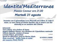 Sanza: domani incontro con il giornalista Luca Maurelli e concerto di Pino Pinto
