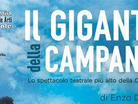 """""""Il Gigante della Campania"""". L'8 agosto spettacolo teatrale in vetta al Cervati con La Cantina delle Arti"""