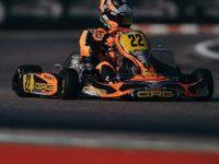 Campionato Europeo Kart. Vittoria per Paolo Ippolito assistito dal Team Imparato Kart di Sala Consilina