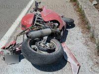 Incidente in moto sulla SS 19 a Casalbuono. Uomo di Rofrano trasferito in ospedale