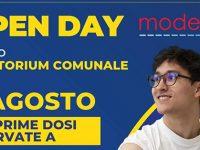 Sapri: il 6 agosto Open Day con vaccino Moderna per cittadini dai 18 ai 39 anni