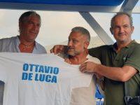 Sapri: i lavoratori del Cilento premiano Ottavio De Luca, Segretario Nazionale della Filca-Cisl