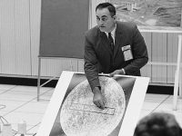 Il centro di controllo del Kennedy Space Center di Cape Canaveral sarà intitolato a Rocco Petrone, originario di Sasso di Castalda