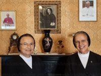 Teggiano: cambio della guardia all'Istituto Maestre Pie Filippini. Trasferite la Superiora  e Suor Marinelli