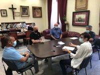 Battipaglia: la sicurezza dei cittadini al centro di un tavolo tecnico con il sindaco Francese