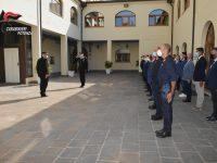"Potenza: il Comandante Interregionale Carabinieri ""Ogaden"" in visita al Comando Provinciale"