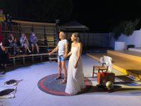 """""""Il teatro rende liberi"""". Anna Rita Vitolo emoziona il pubblico di Skenai a San Giovanni a Piro con il carteggio del primo '900"""