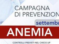 Settembre al Centro Analisi Biochimica è il mese della prevenzione dell'anemia