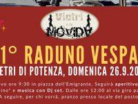 Vietri di Potenza: il 26 settembre primo raduno degli appassionati di Vespa