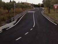 """Inaugurata la strada """"Filaro-Camposanto"""" tra Caggiano e Pertosa dopo la messa in sicurezza"""