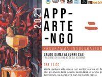 """Sicignano: il 9 ottobre, nella frazione Galdo, inaugurazione delle opere dell'iniziativa """"AppARTEngo"""""""