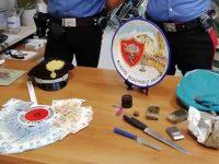 Salerno: i Carabinieri intervengono per una lite tra fidanzati e trovano droga. Arrestato giovane di Vallo della Lucania