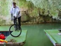 """Le Grotte di Pertosa-Auletta protagoniste del programma """"Paperissima Sprint"""" su Canale 5"""
