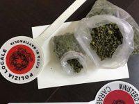 Trovato con 150 grammi di marijuana a Battipaglia. Arrestato 35enne pakistano