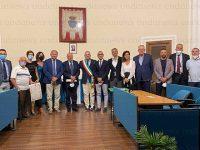 Polla: cittadinanza onoraria al Milite Ignoto e al dottor Antonio Federico. Encomi alle Forze dell'Ordine
