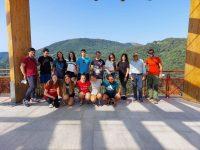 Successo per il Campo di Volontariato internazionale Rural Remakein Cuccaro Vetere -VOL-TEAM