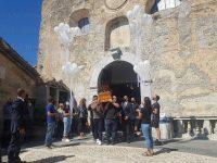 A Caggiano l'ultimo doloroso saluto a Giuseppe Lupo, morto in un tragico incidente con il trattore