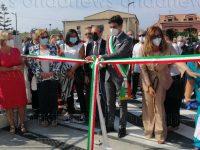 A Sapri inaugurato il nuovo edificio che ospita la Scuola Primaria e quella dell'Infanzia